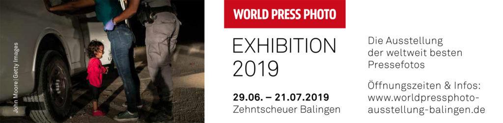 World Press Photo Exhibition 2019 in Balingen